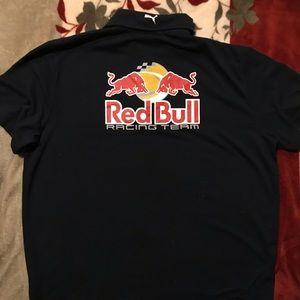 94c2d1cb69ac1 Puma Red Bull Men's Racing Team Shirt